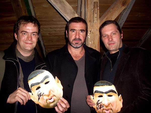 Ein Treffen mit Cantona