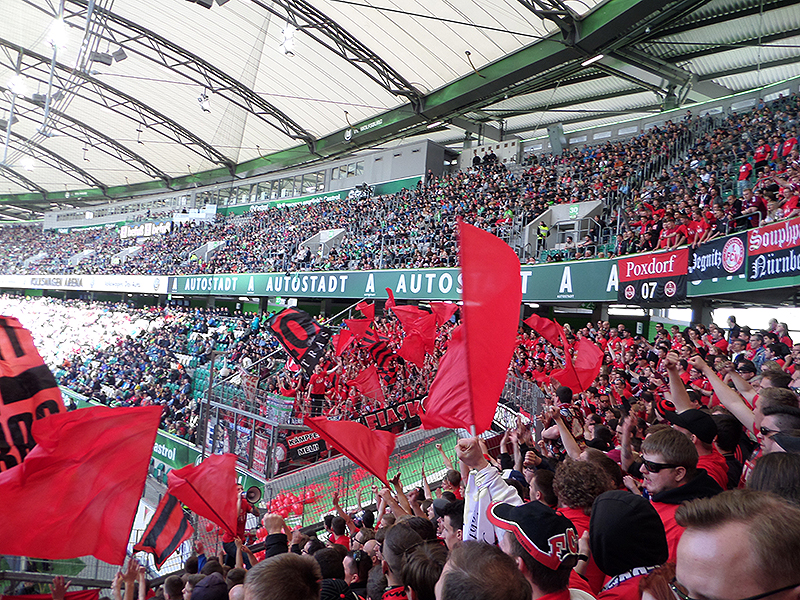 Was wollen wir nur in Wolfsburg?