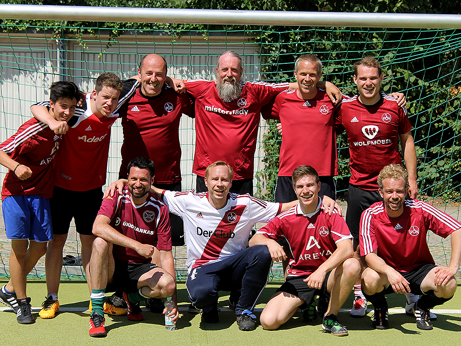 Vize-Letzter beim Havelpralinen-Cup 2016