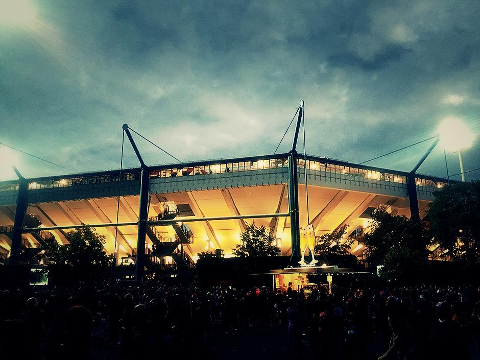 Das Max-Morlock-Stadion wird Realität