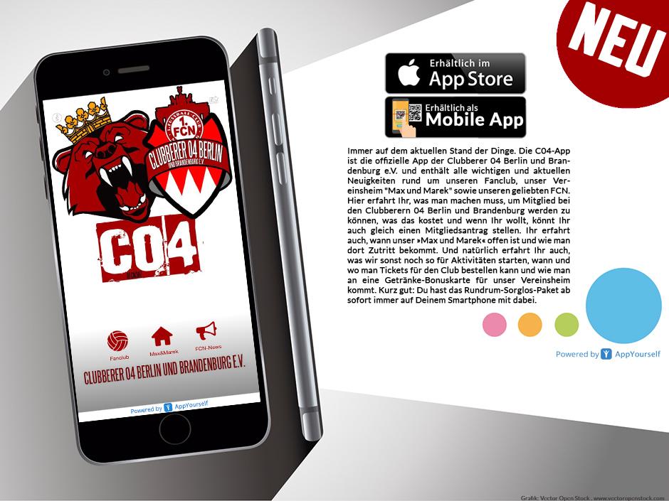 Die Clubberer04-App