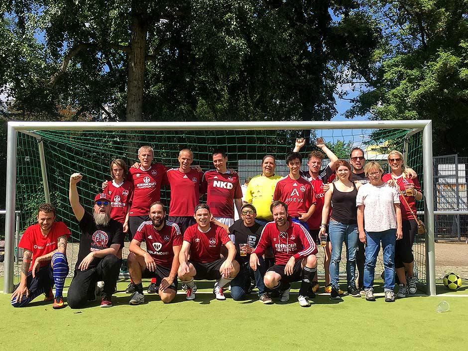 Großer Fußball beim Havelpralinen-Cup 2017